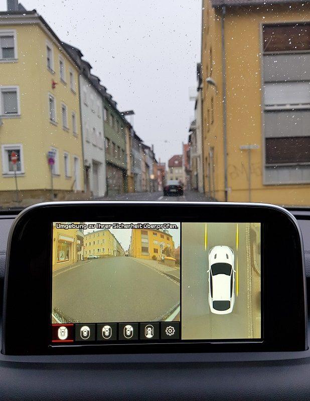 Der Kia Stinger von Beständig Autowelt - 360Grad Cam