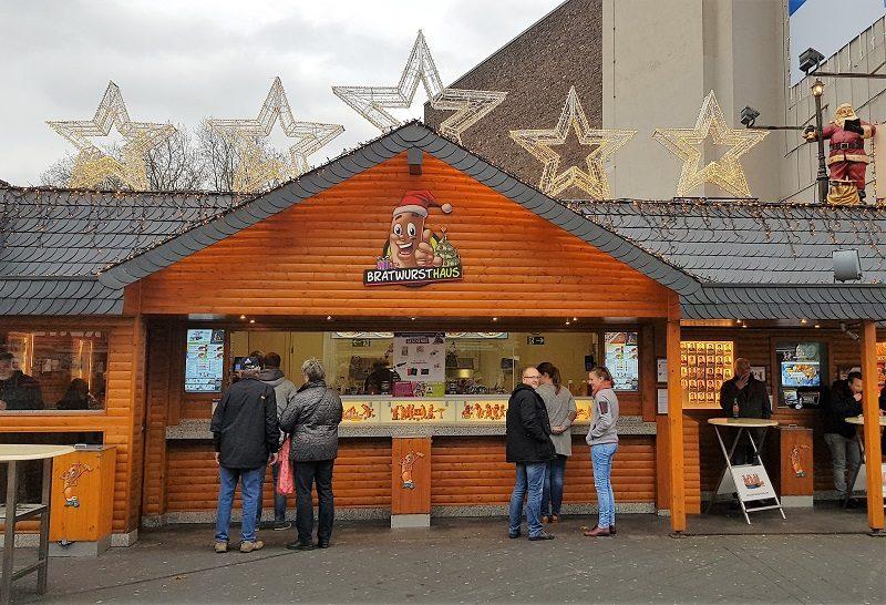 Bratwursthaus in Bochum