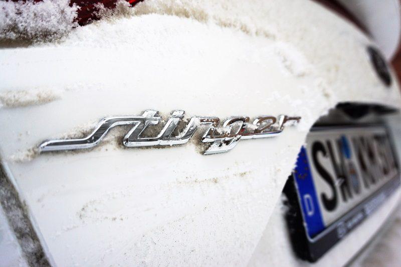 Der Kia Stinger von Beständig Autowelt