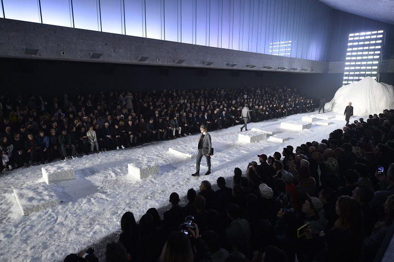 Ermenegildo Zegna Couture für den Winter 2018 – Milano Moda Uomo - Vibes