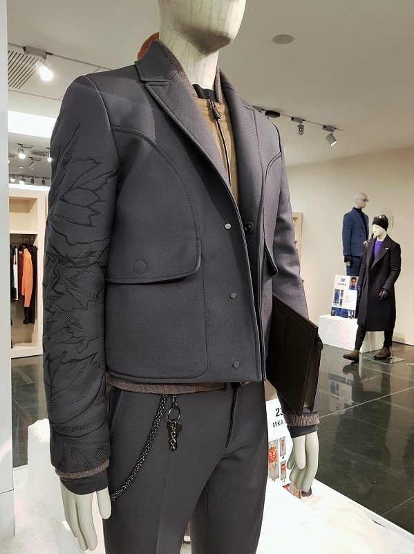 Ermenegildo Zegna Couture für den Winter 2018