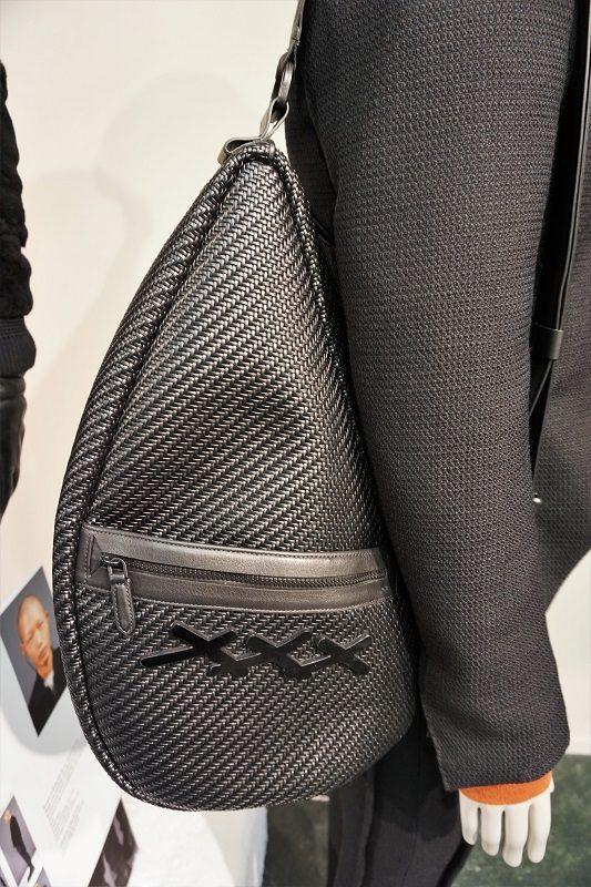 Ermenegildo Zegna Couture für den Winter 2018 - Bag
