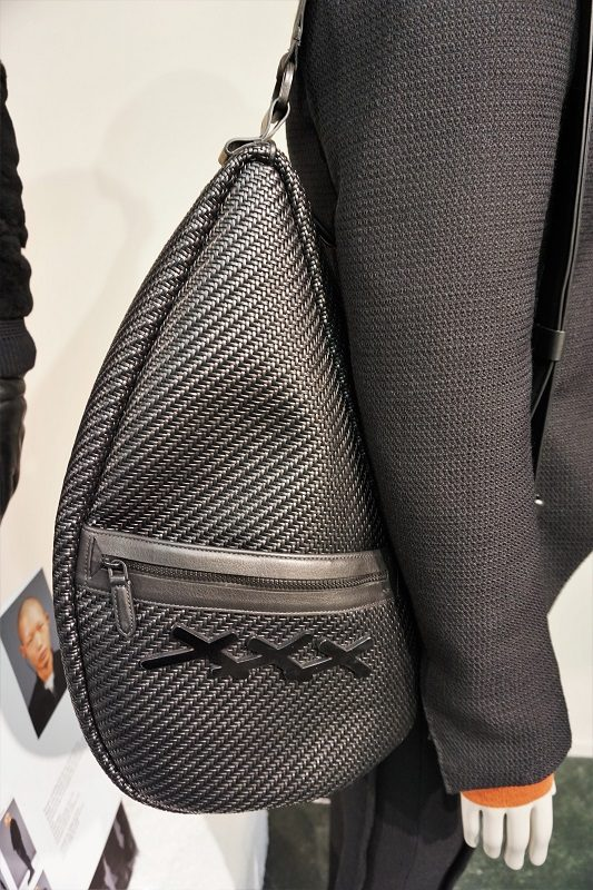 Ermenegildo Zegna Couture für den Winter 2018 - Bag