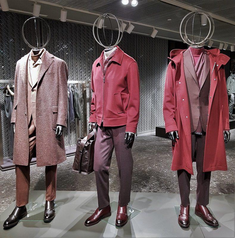 Canali für den kommenden Winter 2018/19 – Milano Moda Uomo