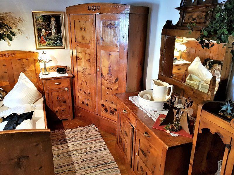 Zimmer im Berghof Wildau im Tennengau bzw. Salzburger Land