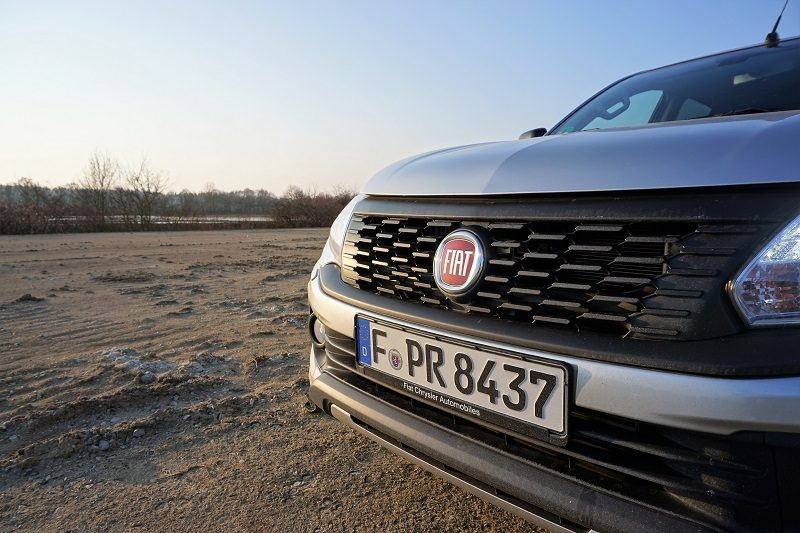 Fiat Fullback Cross - Front