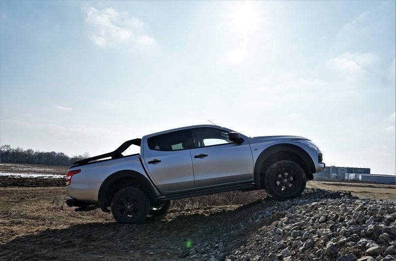 Fiat Fullback Cross - Offroad