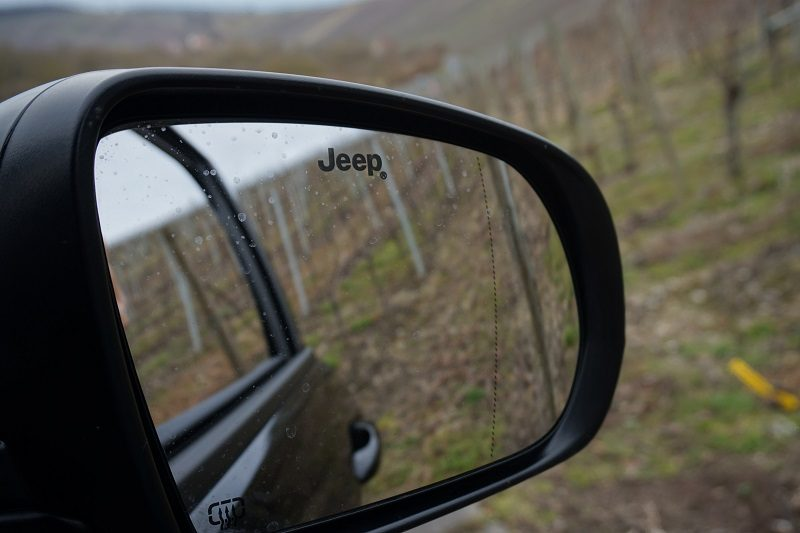 Jeep Compas Limited - Spiegel