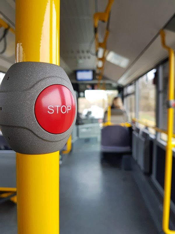 Bus - Schweinfurt - innen