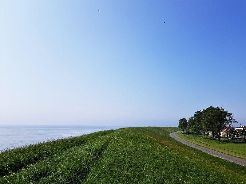 Deichlandschaft auf Texel