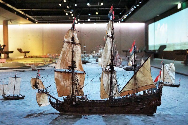 Museum Kaap Skil in Oudeschild - innen