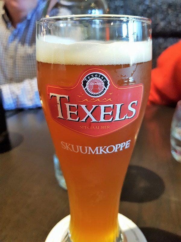 Bier Skuumkoppe auf Texel