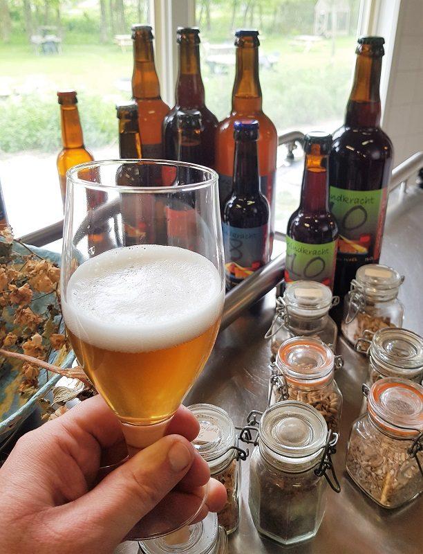 Bier auf Texel
