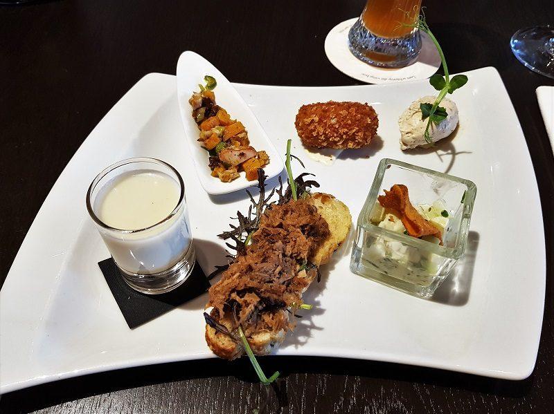 Essen auf Texel