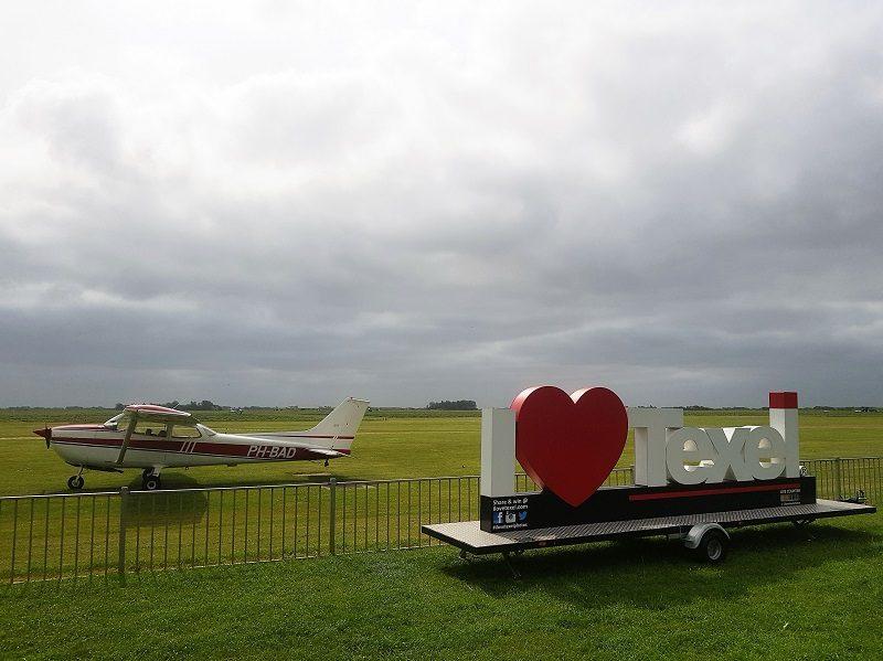 Flughafen Texel