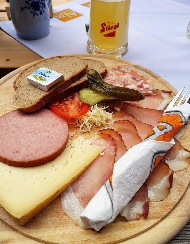 Essen im Salzburger Land