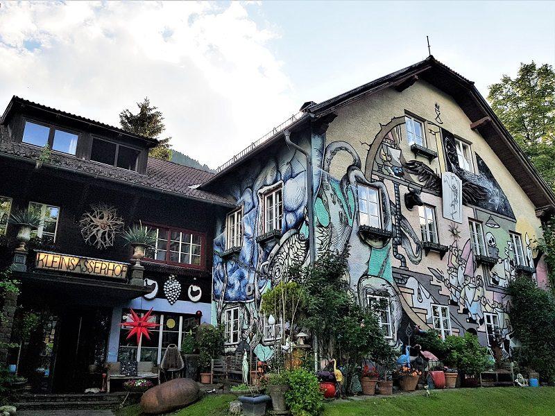 Kleinsasserhof in Kärnten