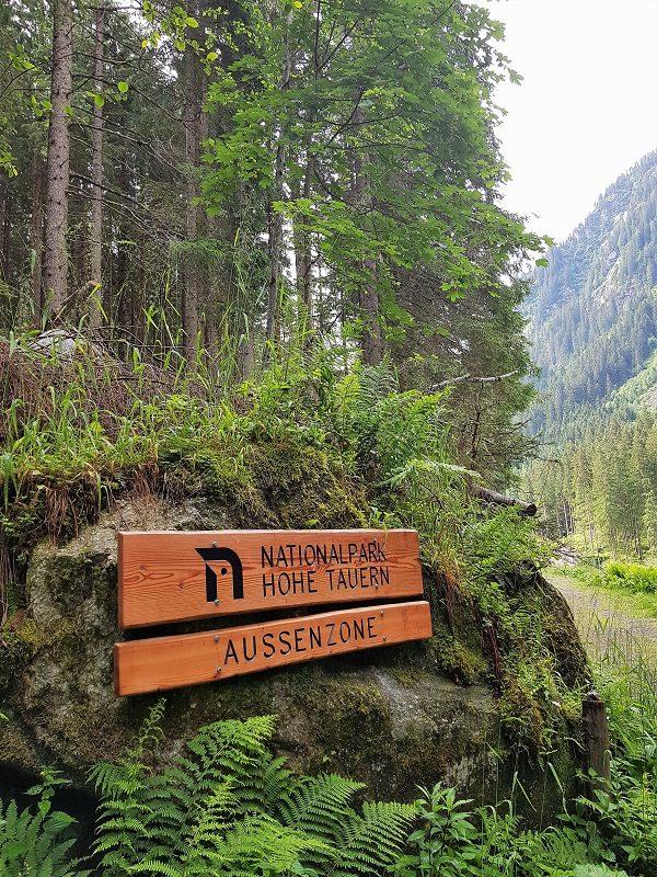 Nationalpark Hohe Tauern - Aussenzone im Salzburger Land