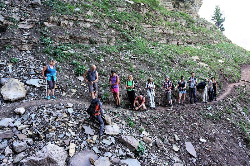 Umrundung der südlichen Rosengartengruppe mit Bergführer Hansjörg