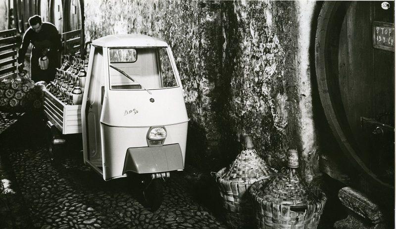 1972 Ape 50