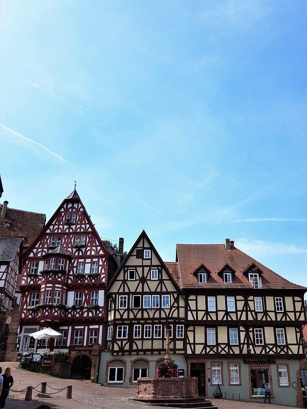 Das berühmte Schnatterloch in Miltenberg - Churfranken