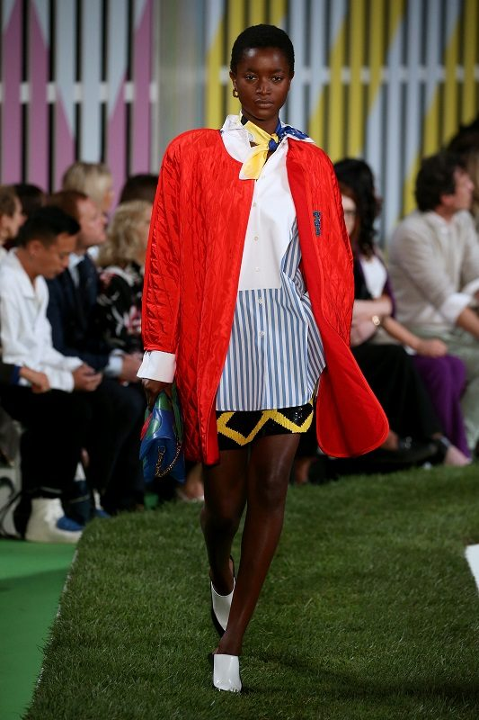 ESCADA Spring/Summer 2019 in New York City
