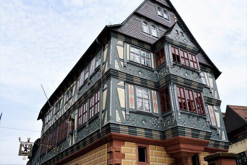 Gasthaus zum Riesen in Miltenberg - Churfranken