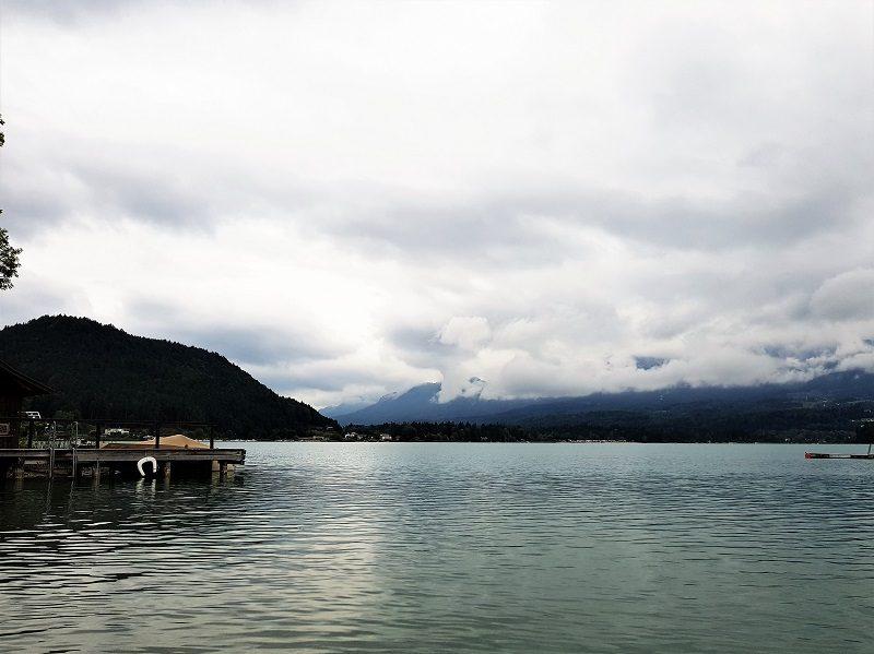 Herbststimmung am Faaker See in der Region Villach - Hüttenkult