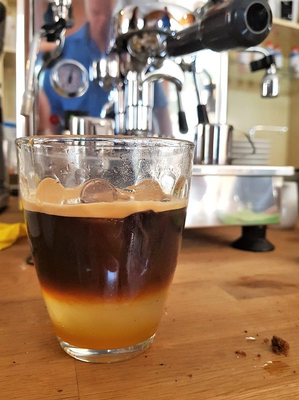 Workshop bei Kaffee-Sommelière Megi Schmitt - Churfranken