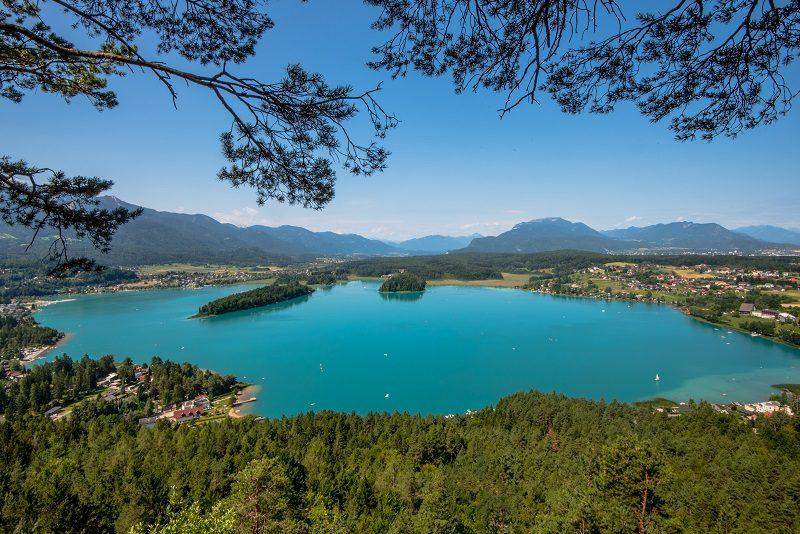Region Villach Tourismus_Michael Stabentheiner_Faaker See