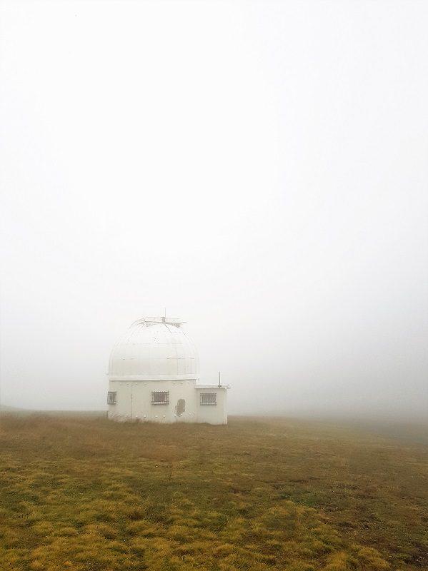 Sternwarte auf der Gerlitzen in Kärnten