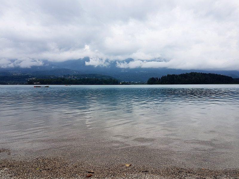 Zugang zum Faaker See vom Kranerhof in der Region Villach