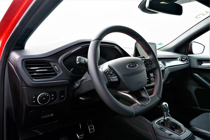 Ford Focus Turnier ST-Line (2018) - Ford Brand Experience Tour - Innen