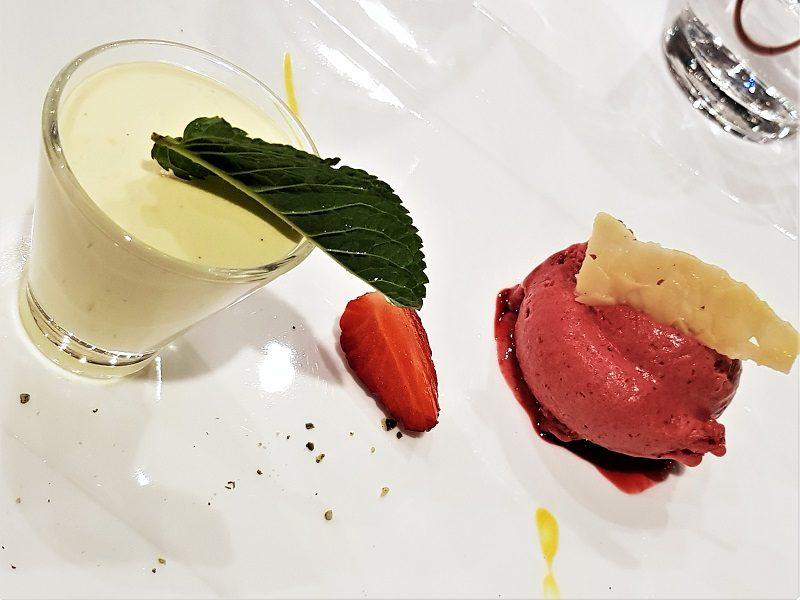 Essen im Hotel Cristal in Obereggen - Eggental
