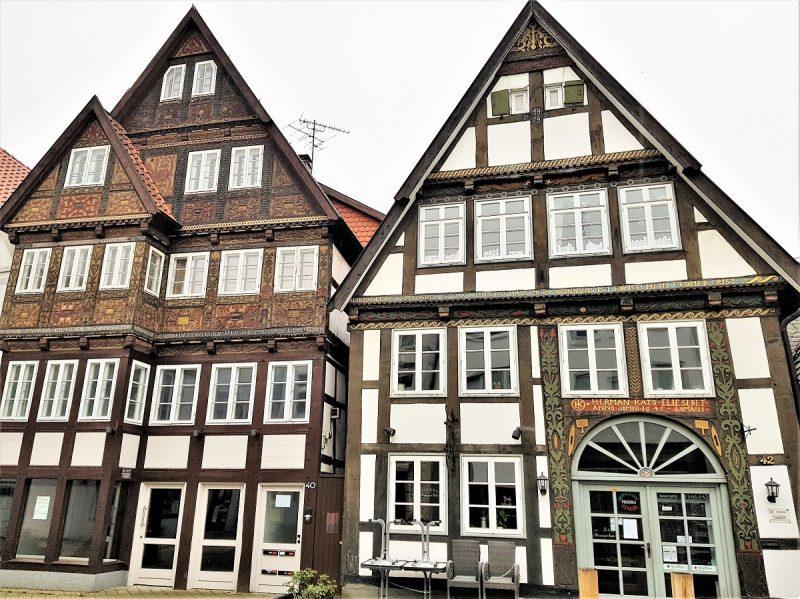Detmold - Fachwerkhaus