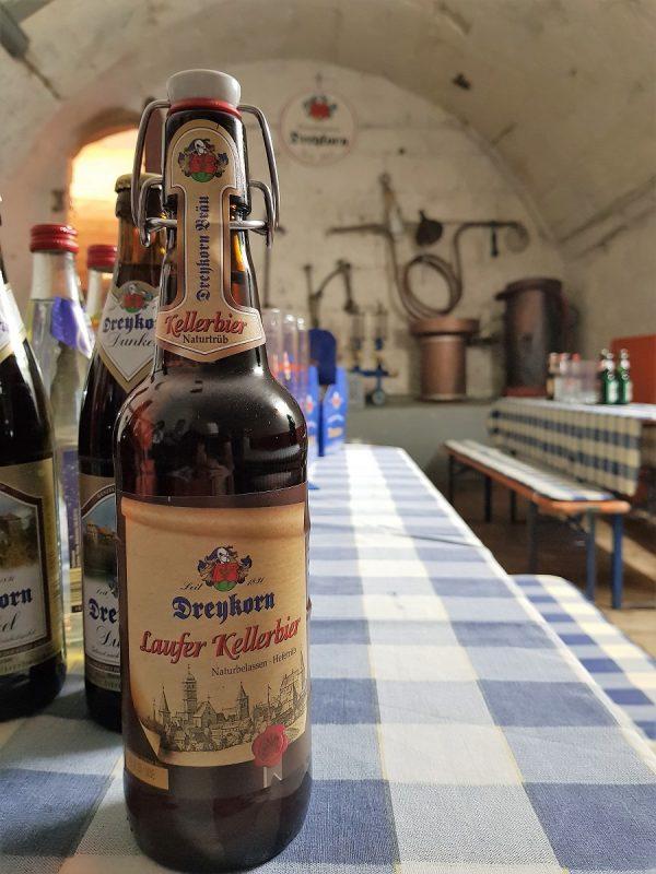 Brauerei Dreykorn - Kellergewölbe