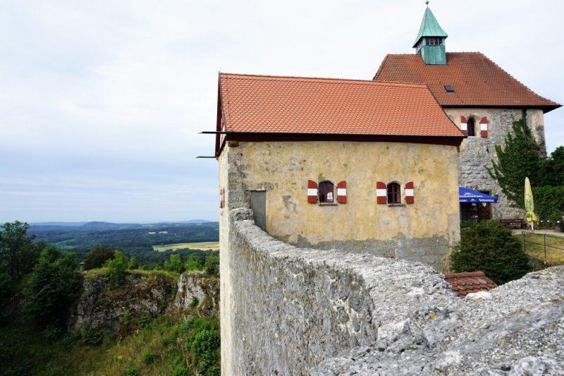 Burg Hohenstein im Nürnberger Land