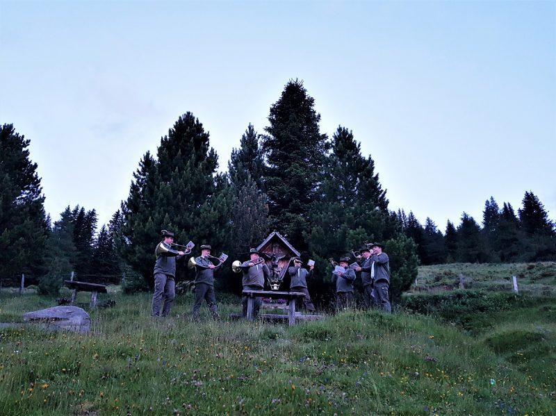 Die Niggeihütte im Salzburger Lungau