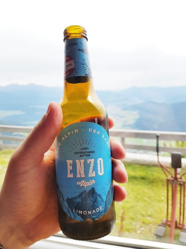 Enzian Alpenlimonade - Salzburger Lungau