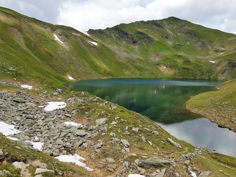 Schönalmsee unterhalb der Gollitsch-Scharte - Salzburger Lungau