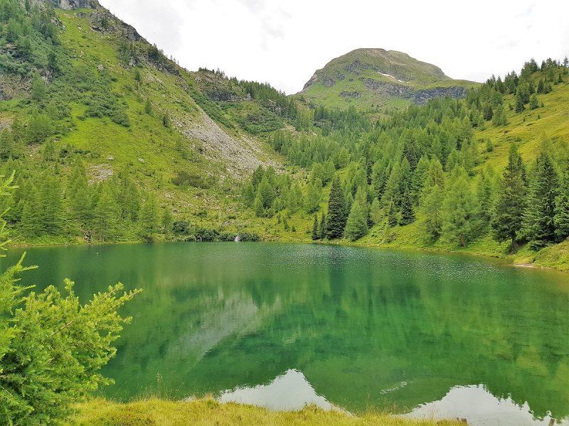Wirpitschsee im Salzburger Lungau