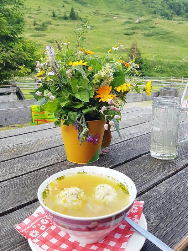 Zaunerhütte im Riedingtal - Salzburger Lungau - Kräuter