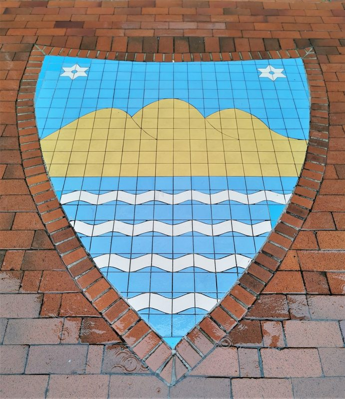 Wappen der Nordseeinsel Juist