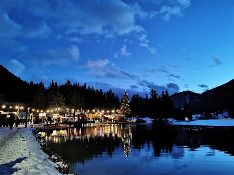 Christkindldorf in St. Ulrich am Pillersee - Pillerseetal