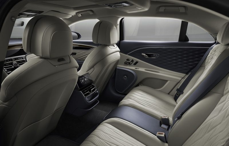 The new Flying Spur in Detail