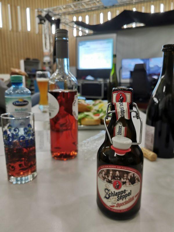 Wissenschaftlich begleitetes Trinken– im Schöffenamt