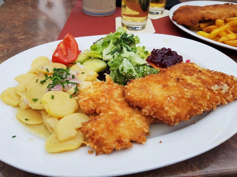 Essen in Garmisch