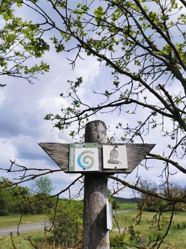 Geologieweg im Landkreis Schweinfurt