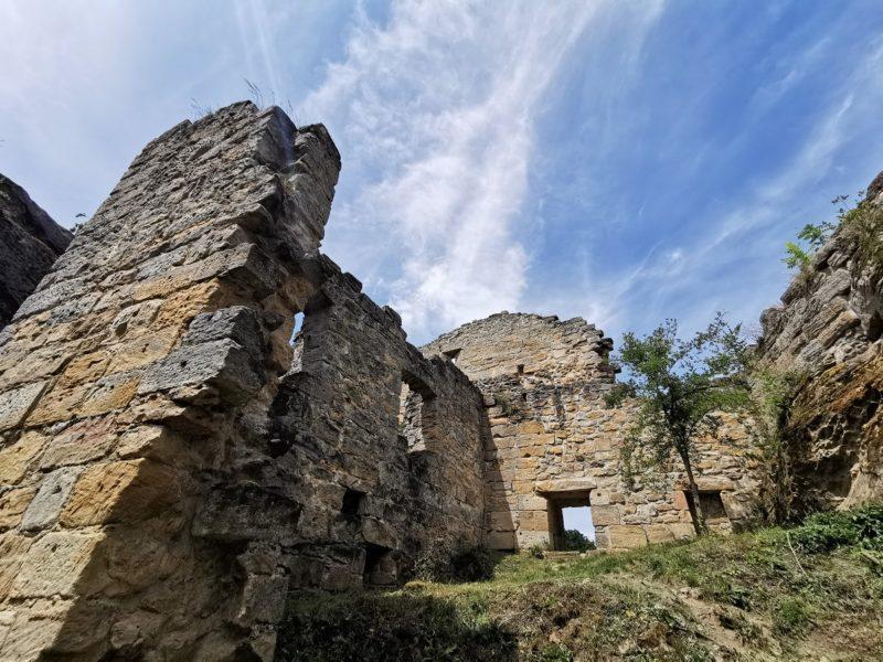 Burgruine Lichtenstein in den Haßbergen_2