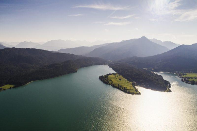 Walchensee_c_Toelzer Land Tourismus_f_Peter von Felbert